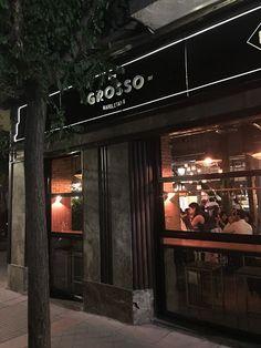 Grosso Napoletano: Genuina Pizza Napolitana En Madrid