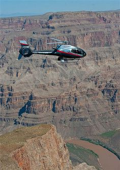 Take a helicopter tour of the Grand Canyon. (Check.) #bucketlist