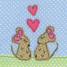 Pootle is a small company based in the beautiful Scottish Borders. Designing unique and colourful cards. Free Motion Embroidery, Machine Embroidery Applique, Fabric Cards, Mini Quilts, Color Card, Hobbies And Crafts, Textile Art, Diy Tutorial, Projects To Try