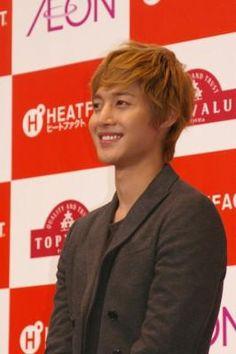 4years ago today ... 20110920 KHJ @ AEON Heat Fact Press Conference (1)/ @kiiimiii006