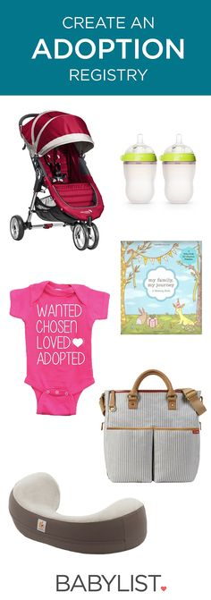 Shop for your baby and social good at the same time Baby registry