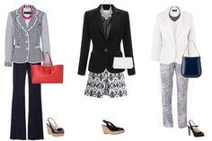 One of the most versatile items in a capsule wardrobe is the blazer. Dressed up for work or down with jeans this wardrobe classic earns it's place on a daily basis. This season you will find the cl...