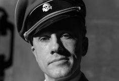 Yes sir, it's Christoph Waltz #celebrities #hollywood #blackandwhite