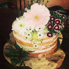 Naked cake vanille/speculos