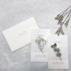 계절, 이야기, 마음을 담아 흘려보냅니다. wedding stationary design  - kakao ID : mayiflower blog.naver.com/mayiflower *인스타DM은 확인이 늦습니다. -