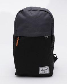 Herschel Supply Co. - Varsity In Black/Charcoal