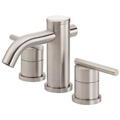Danze Parma Widespread Lavatory Faucet Brushed Nickel