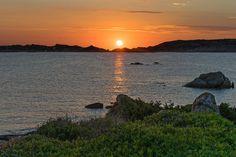 Iscurigada   A spectacular sunset captured at Maddalena isla…   Flickr