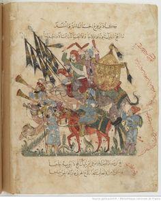Bibliothèque nationale de France, Département des manuscrits, Arabe 5847 94v