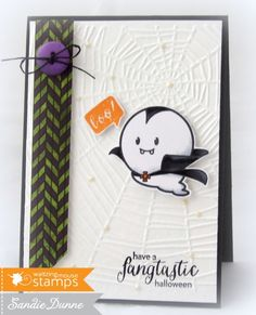 Waltzingmouse Stamps August 2014 NEW RELEASE - Boo and Friends and Peek-a-Boo stamp sets. #wms waltzingmouse #halloween #cute