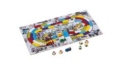 From 5 years. The race is about to start. Roll the 6 dice and advance through the circuit according to the colors that came out on the dice. Family Games, Jouer, Courses, Fun Games, Gifts For Kids, Board Games, Racing, Dice, 5 Years