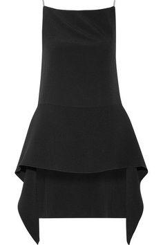 Dion Lee   Balance asymmetric crepe tunic   NET-A-PORTER.COM