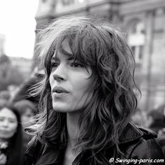 Freja Beha Erichsen - she is my favourite model. She is just so cool!