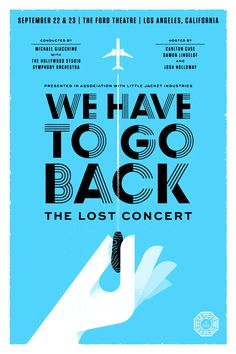 """""""We Have To Go Back"""" Poster by Ben Stafford"""