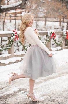 Modest Tulle Skirt                                                                                                                                                                                 More