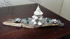 Stimmungsvolle weihnachtliche Tischdekoration