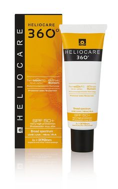 Heliocare 360° fluid Cream SPF50 Sunscreen - Beauty and the Boutique