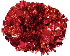 Grab the crowd's attention and don't let it go with cheer pom poms that shine. The Crystal Holographic Pom lets your team sparkle with cheer spirit. Cheerleading Pom Poms, Cheer Pom Poms, College Cheerleading, Cheerleading Uniforms, Cheer Spirit, Streamers, Holographic, Hair Trends, Red And Blue