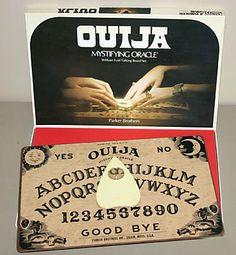 Vintage Ouija 1972