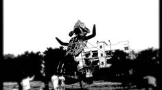 Ravana - Making him stand - a stop motion