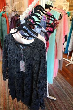 Summer dresses are selling fast! Come in today and grab a few!