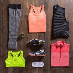running outfit for fall/winter (it'll be here before ya know it!) :)