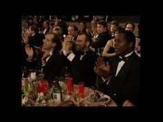 Angela Bassett Wins Best Actress Motion Picture Musical or Comedy - Gold...