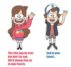 Party on, Mystery Twins...Party on