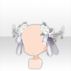 Kawaii Accessories, Head Accessories, Fashion Games, All Fashion, Crown Drawing, Chibi Hair, Character Creator, Clothing Sketches, Anime Dress