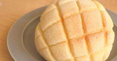 【話題入り感謝♡】 外はサクサク・中はふわふわもっちりの手ごねのメロンパンです♪*。おやつにどうぞ*
