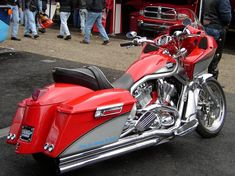 Another VROD Bagger