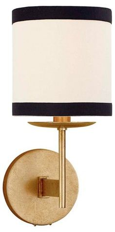 Walker Sconce, Gold - Sconces under $400 - Shop By Price - Lighting - Category Landing Page | One Kings Lane