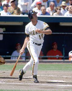 Andy Van Slyke - Pittsburgh Pirates
