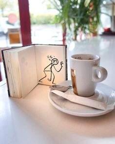 Monday Morning # #elyxyak #goodmorning #coffee