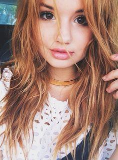 Debby Ryan, love her makeup here!!