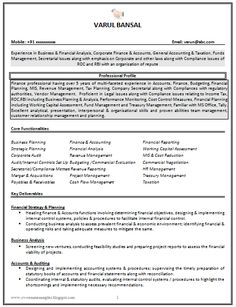Example Of A Good Resume Format Best Engineer Resume Format Download Page 4  Career  Pinterest .