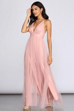 Pink Brides Maid Dresses, Pink Bridesmaid Dresses Long, Baby Pink Dresses, Pink Formal Dresses, Maid Of Honour Dresses, Pink Dress Casual, Pink Gowns, Blush Dresses, Pastel Pink Dresses