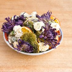Don't Toss Those Flowers! How to Make Homemade Potpourri ~ Great idea for Prom or Wedding Flowers!