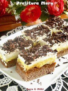 » Prajitura MaryCulorile din Farfurie Tiramisu, Cheesecake, Ethnic Recipes, Desserts, Bao, Tailgate Desserts, Cheese Cakes, Dessert, Cheesecakes