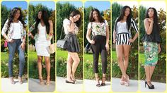 {Style File} Floral Frenzy Lookbook Part 1