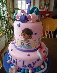 doc mcstuffins fondant cake - Buscar con Google