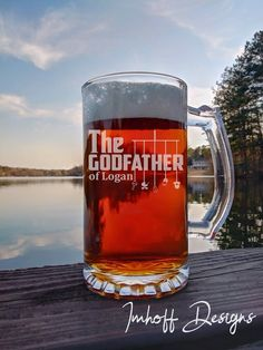 Godparent Gifts, Baptism Gifts, Personalized Gifts, Godfather Gifts, The Godfather, Gifts For Brother, Gifts For Husband, Beard Gifts, Best Dad Gifts
