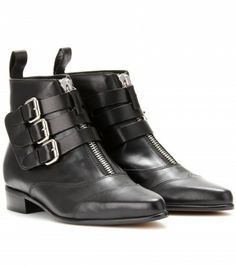 Tabitha Simmons - EARLY LEATHER ANKLE BOOTS - mytheresa.com GmbH