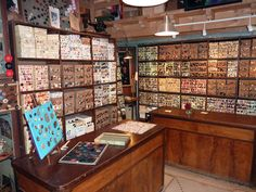 3 Craft Shops you have to visit in Paris-- La Mercerie