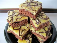 vegane gesalzene karamell brownies
