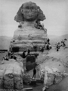 02_Giza Necropolis - Sphinx | usbpanasonic | Flickr
