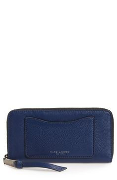 MARC JACOBS 'Recruit Vertical' Leather Wallet available at #Nordstrom