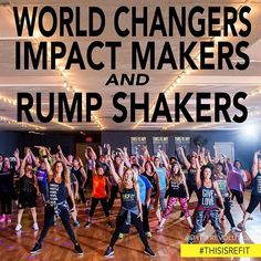 Can we talk about this statement for a minute?  Many of you discovered REFIT via YouTube.  We've been providing fitness choreography for over 5 years now and while it has been a joy to share this gift with others...it has also been challengi