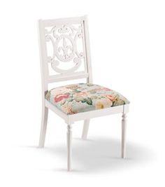 Cadeira Flor de Lis