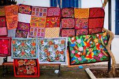 MOLAS 1 CASCO VIEJO / OLD TOWN - Panama City.Panama 2011.Photography by Aaron Sosa. El Casco Antiguo o Casco Viejo es el nombre que recibe el sitio ...